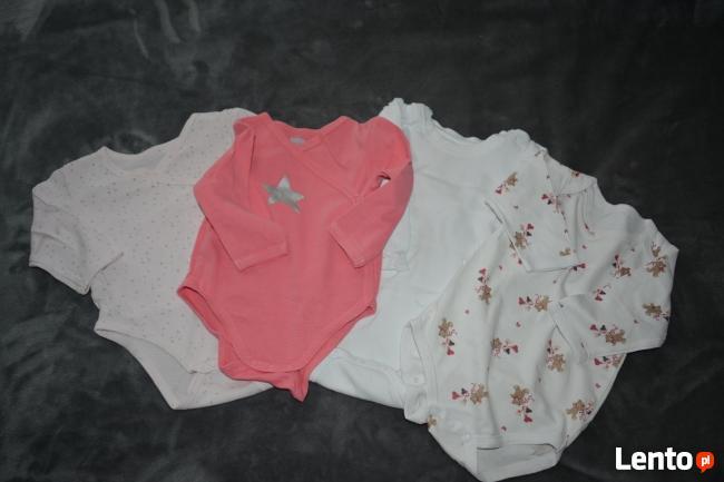 Mnóstwo ślicznych ubranek dla dziewczynek i chłopca