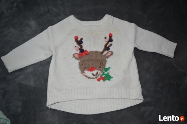 Śliczne ubranka na Boże Narodzenia