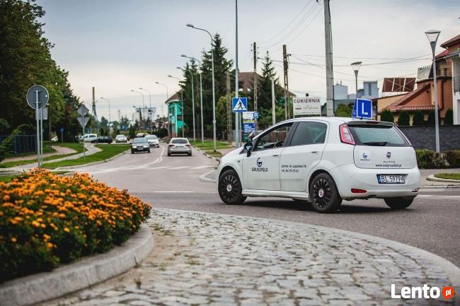 Kurs prawa jazdy w 14 dni,wczasy z prawem jazdy Łomża.