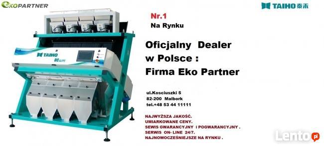 Sortownik Optyczny TAIHO , Wialnia Aerodynamiczna SAD.
