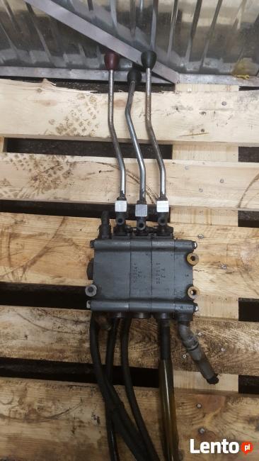 Rozdzielacz Hydrauliczny 3 sekcyjny z wózka widłowego