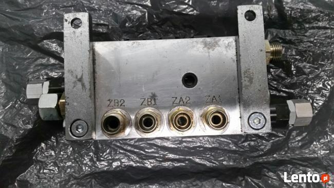 Rozdzielacz Hydrauliczny /Dzielnik z możliwością ścisku Kaup