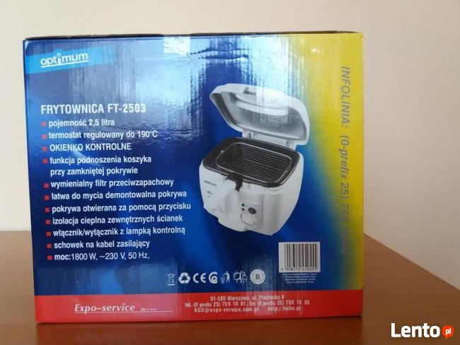 Frytownica FT-2503