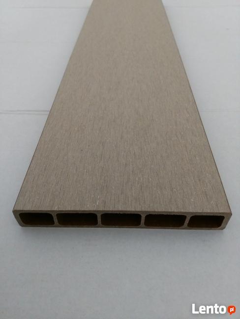 deska ogrodzeniowa kompozytowa WPC 130/20
