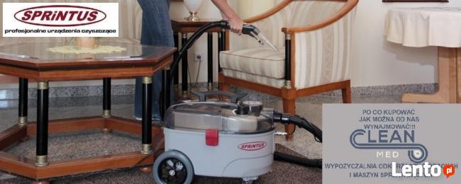 Wypożyczalnia Odkurzaczy Piorących i Maszyn Sprzątających