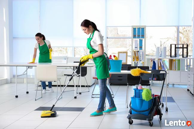 WszystkoCzysto – profesjonalne sprzątanie biur – Kraków
