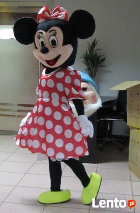 Myszka MINI MIKI chodzące reklamowe żywe maskotki kostiumy