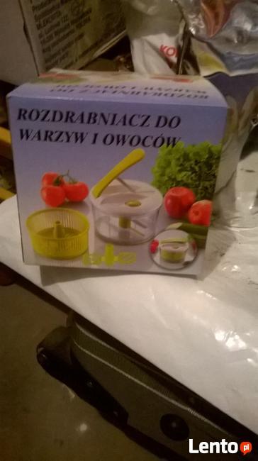 Sprzedam rozdrabniacz do owoców i warzyw