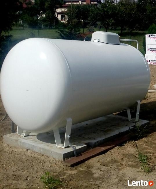 Bardzo dobra Zbiornik 2700 , 3600 ,4850 ,6400 litrów na gaz propan -NOWY Rybnik OH45