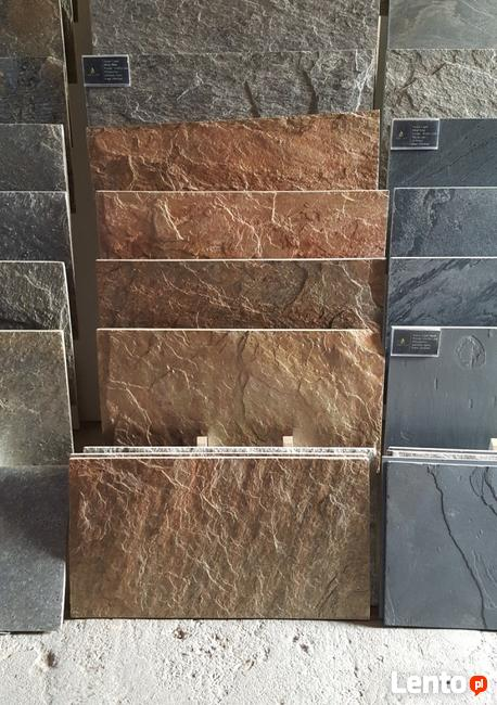 Kamień Dekoracyjny Miedziany Copper Płytki Na ścianę Wrocław