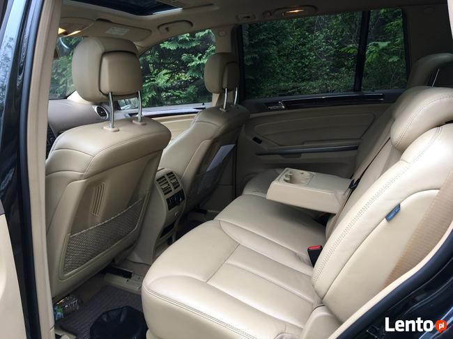 Mercedes Benz GL 550 AMG bezwypadkowy