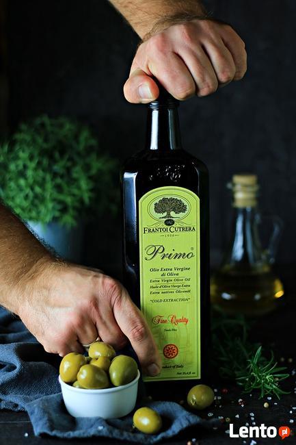 Włoska Oliwa z Oliwek Frantoi Cutrera