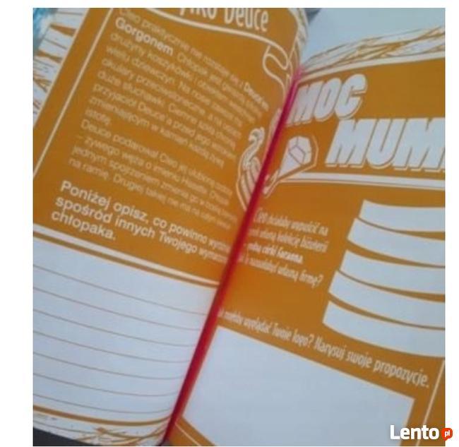 Monster High zabójczo stylowy pamiętnik