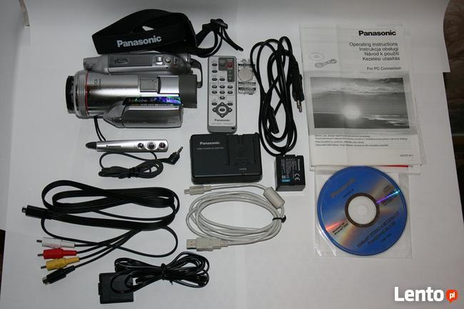 Sprzedam Panasonic NV-GS-500