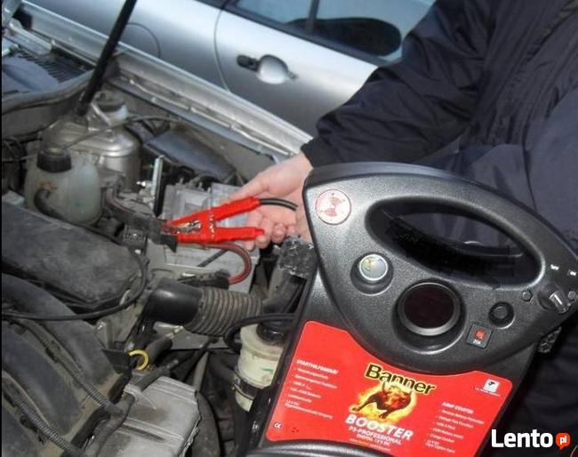 Odpalanie samochodu z kabli odpalenie samochodu na kable 24h