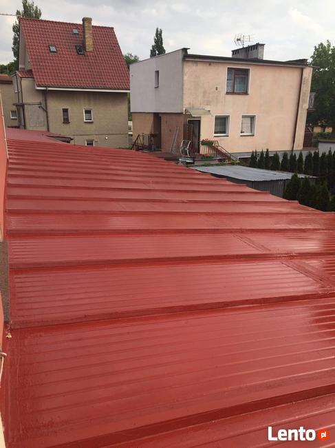 Uszczelnienia i renowacje dachów POLIMOCZNIKIEM