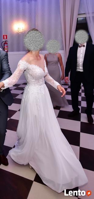 Suknia ślubna marki Agnes
