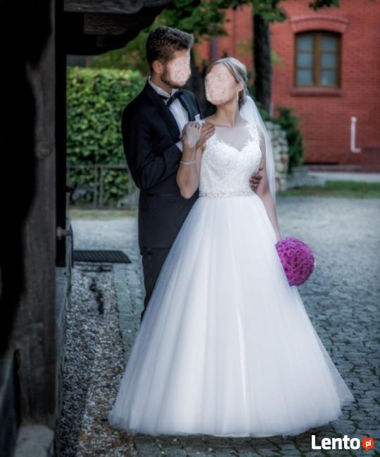 Suknia ślubna Annais Bridal rozm. 36/38