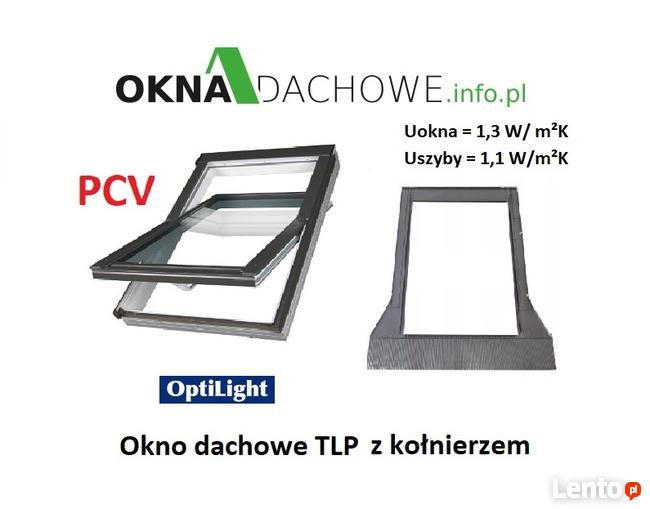 Okno dachowe OptiLight TLP 94x118