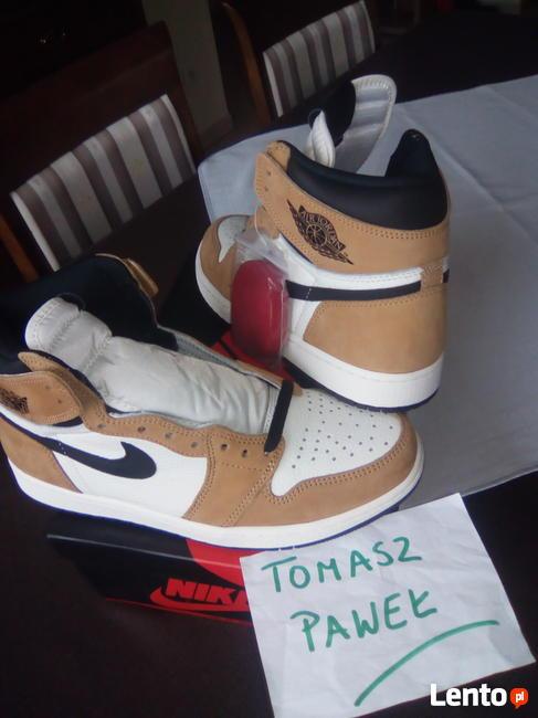 NIKE Air Jordan 1 Retro High 555088-700 Rookie of The Year