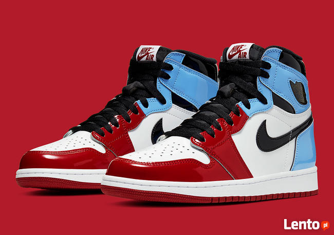 NOWOŚĆ Nike Air Jordan 1 Retro High UNC Chicago CK5666-100