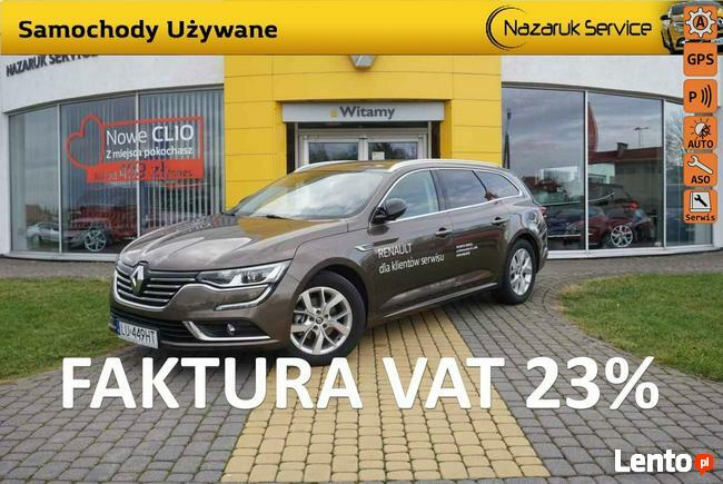 Renault Talisman Grandtour Limited 1.6TCE 150KM EDC DEMO