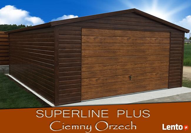 Garaże ocynkowane i akrylowane-PRODUCENT-Niskie Ceny