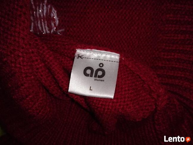 Sweterek świąteczny dziewczęcy