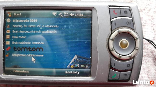 Telefon komórkowy, smartfon HTC SPV M-650