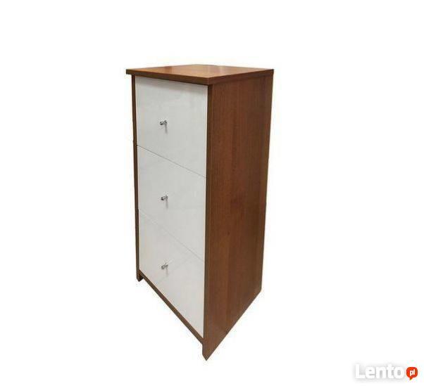 Szafka łazienkowa ELITA 35 olcha - komoda z 3 szufladami