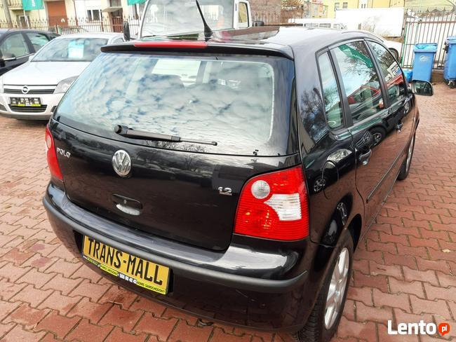 Volkswagen Polo 1.2htp/65KM, łańcuch rozrządu, AUTO Z GWARANCJĄ, niski przebieg.