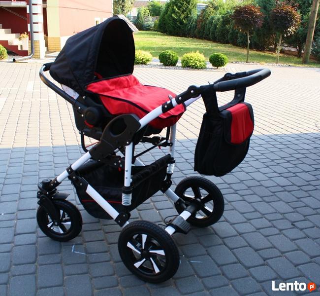 Sprzedam nowy wózek dziecięcy plus akcesoria Krotoszyn