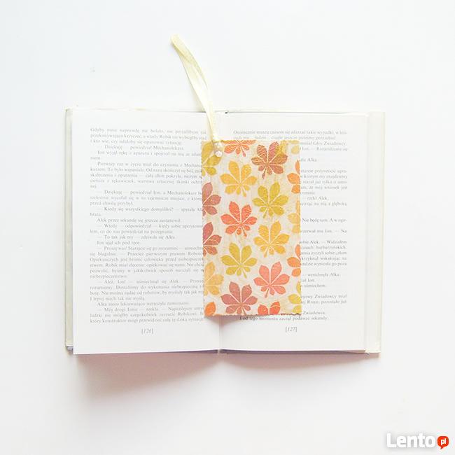 ładna zakladka do książki
