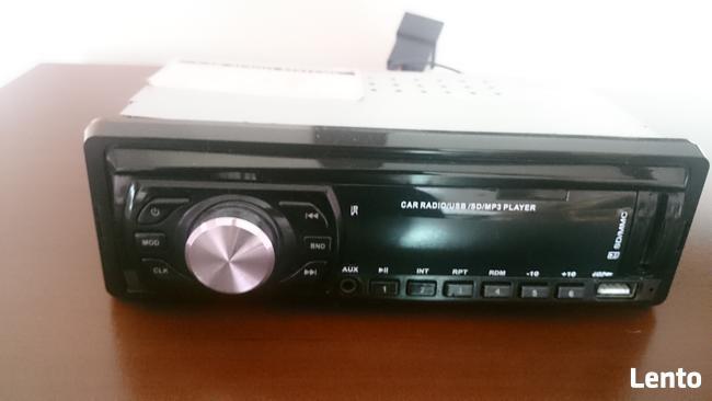 Radio samochodowe SD USB FM