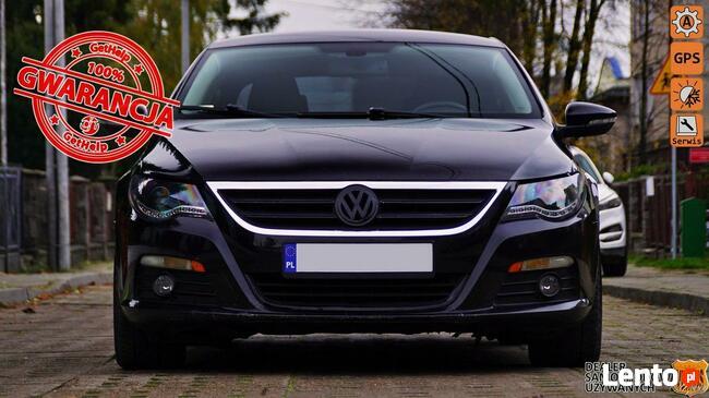 Volkswagen Passat CC 2.0 TFSI LPG DSG Skóra Navi - Gwarancja Raty Zamiana