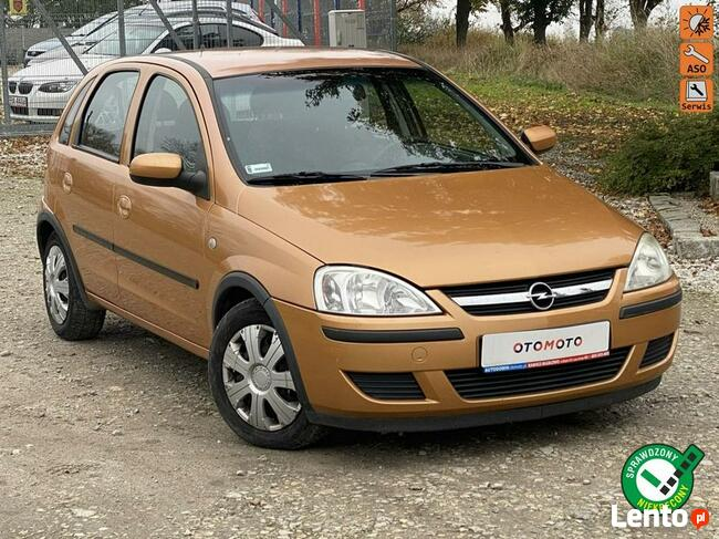 Opel Corsa Raty uproszczone, benz 5 drzwi ,Klima , NOWY ROZRZĄD, Gwarancja