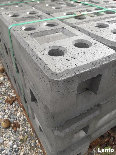 stopa do ogrodzenia podstawa do ogrodzeń kamień beton płot