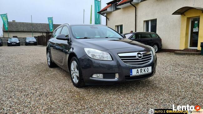 Opel Insignia navi