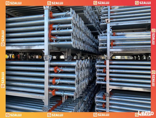 Podpora budowlana [3,5m] ocynkowana 20KN, regulowana, stropy