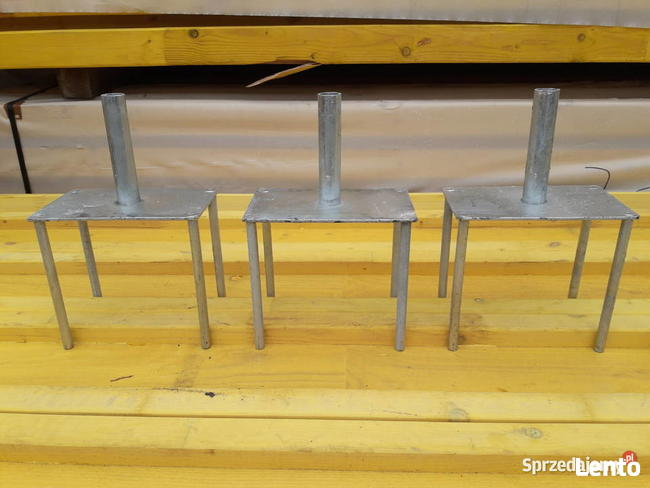 dźwigar podpora głowica trójnoga szalunki doka doki stempel