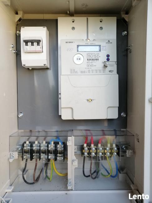 Elektryk, Usługi elektryczne.