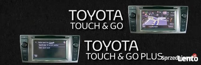 Toyota Touch & Go Mapy i kod 2.21.0H/2.21.0L 2020 v1