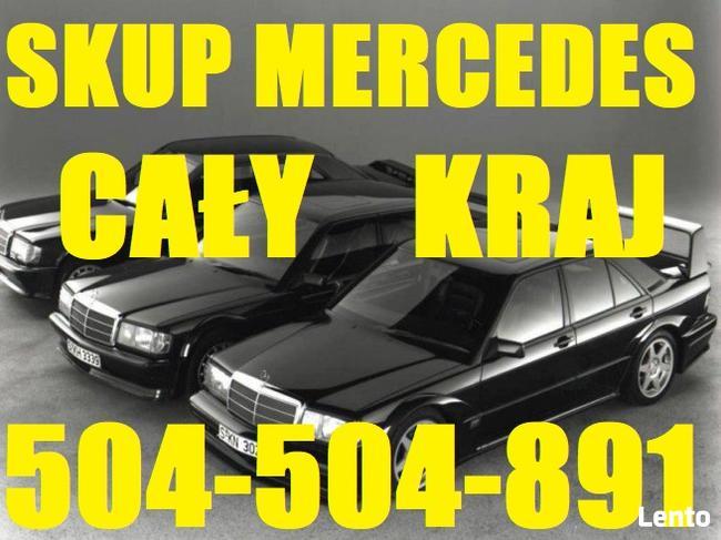 Skup Mercedesów Sprinter, Kaczka,124,190 504504891 Gdańsk