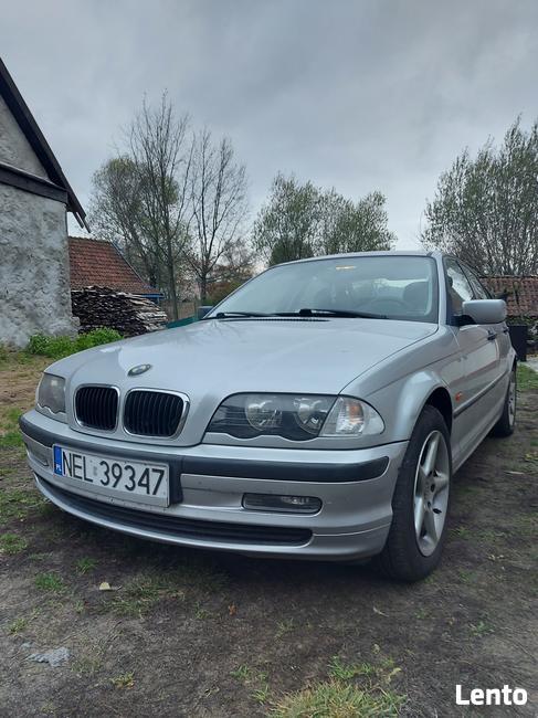 BMW E46 1.9 benzyna