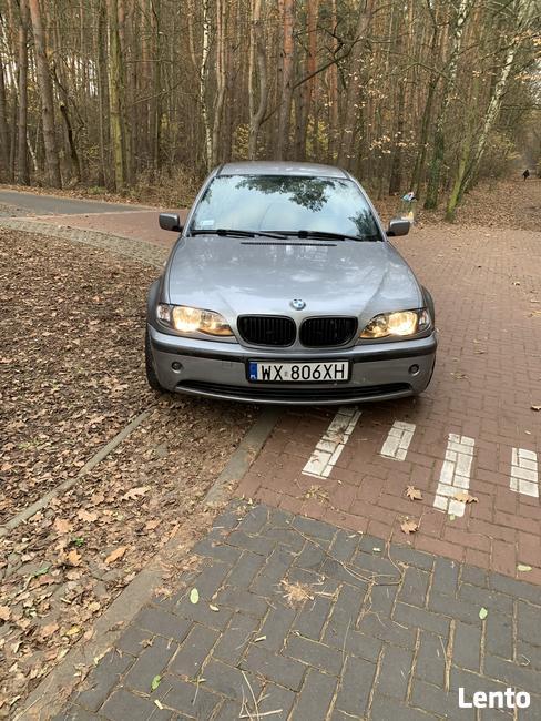 BMW e46 318D 2004