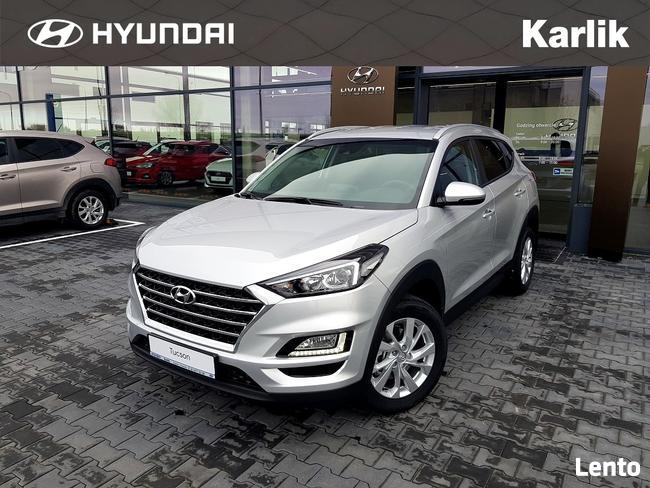 Hyundai Tucson 132KM Comfort + kamera grzane fotele