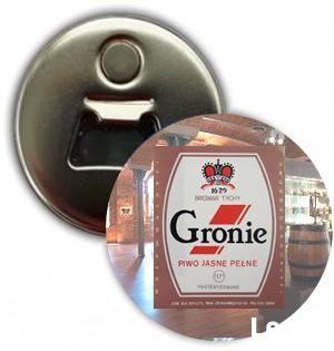 Etykietki piwne na otwieraczach