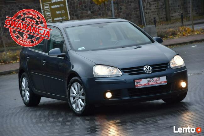 Volkswagen Golf 1.4TSi 122KM X.2008r. SALON climatronic IDEAŁ Polecam