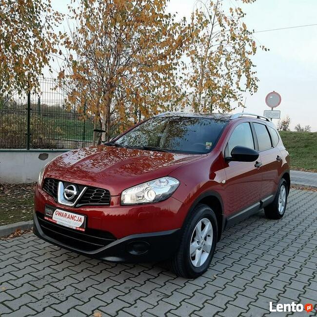 Nissan Qashqai+2 Benzyna*Panorama*Serwis*7 Osób*Gwarancja*Rata 650zł