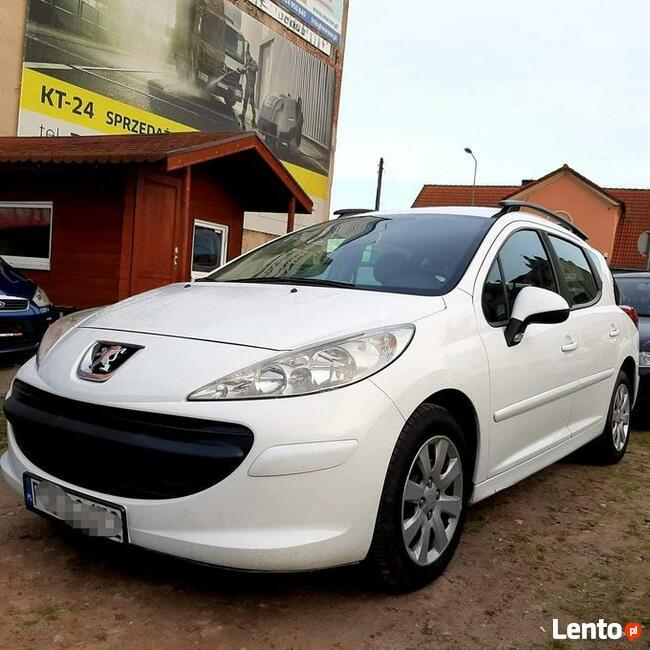 Peugeot 207 SW Rej.PL*90KM*Klima*Gwarancja*Rata 180zł
